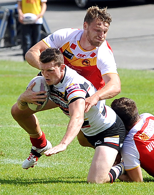 Bradford Bulls: Lee Gaskell plots winning return to Saints