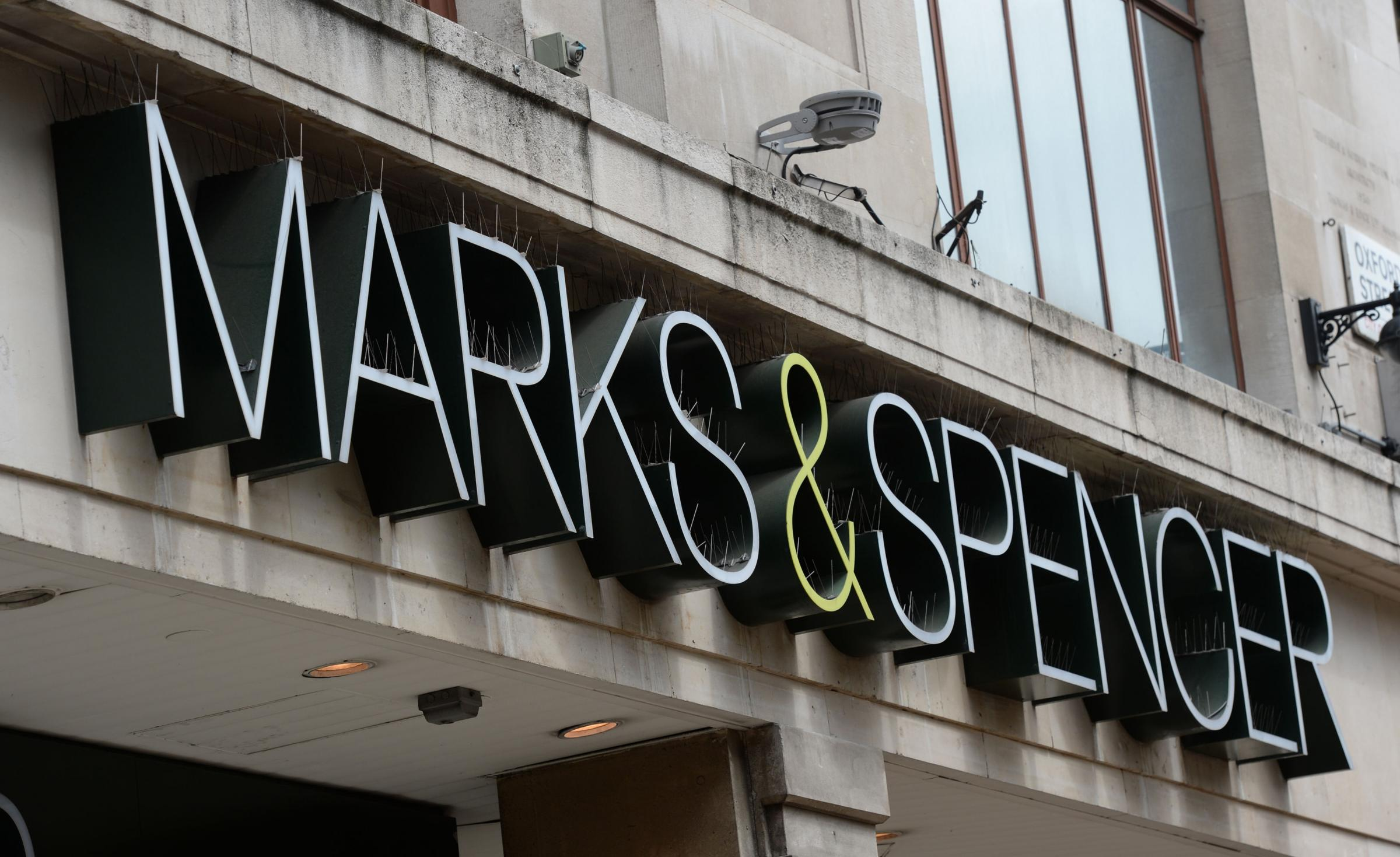 Marks & Spencer offers placements in Bradford