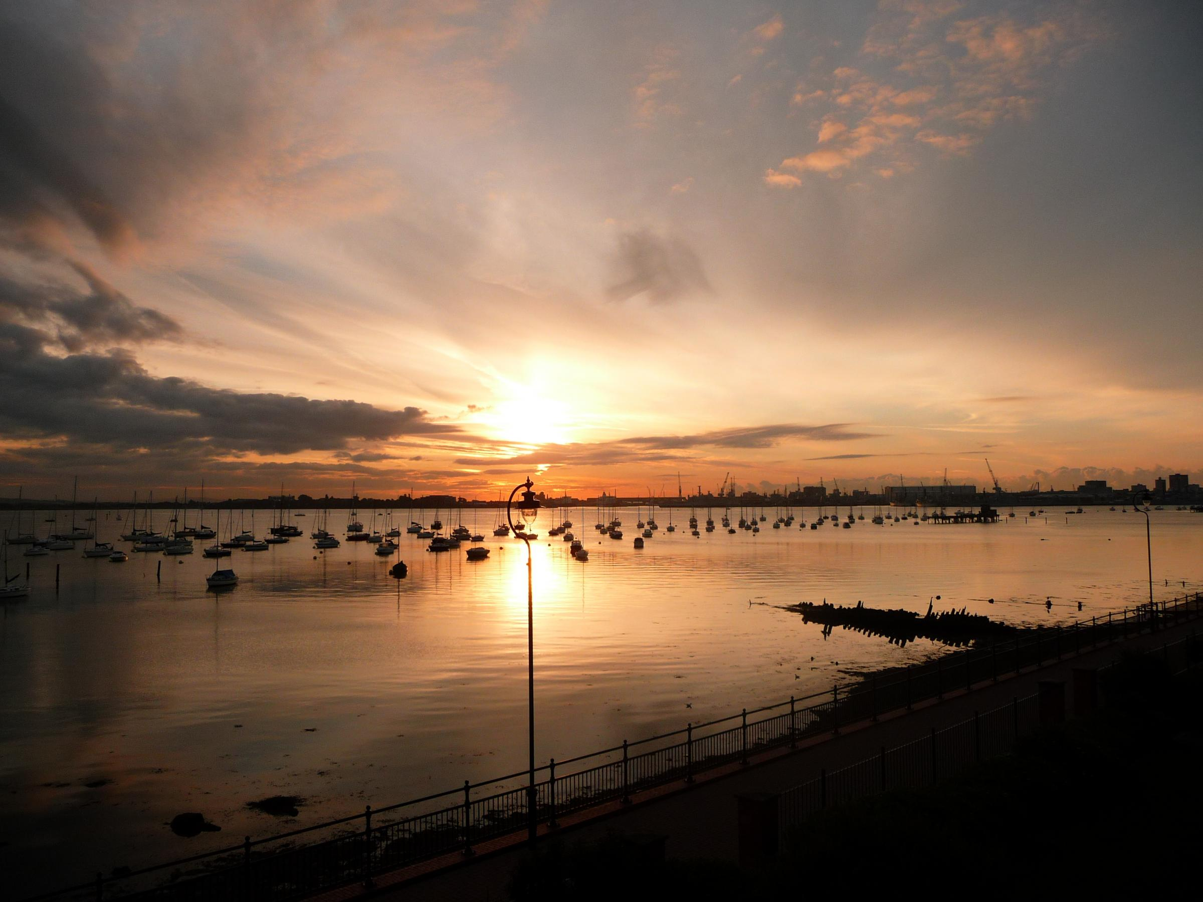 Bradford man wins maritime photo competition