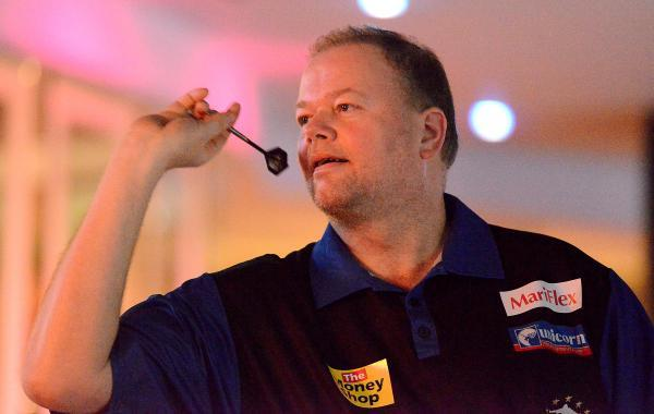 Bradford Telegraph and Argus: Raymond van Barneveld is returning to Bradford to take on Michael Van Gerwen