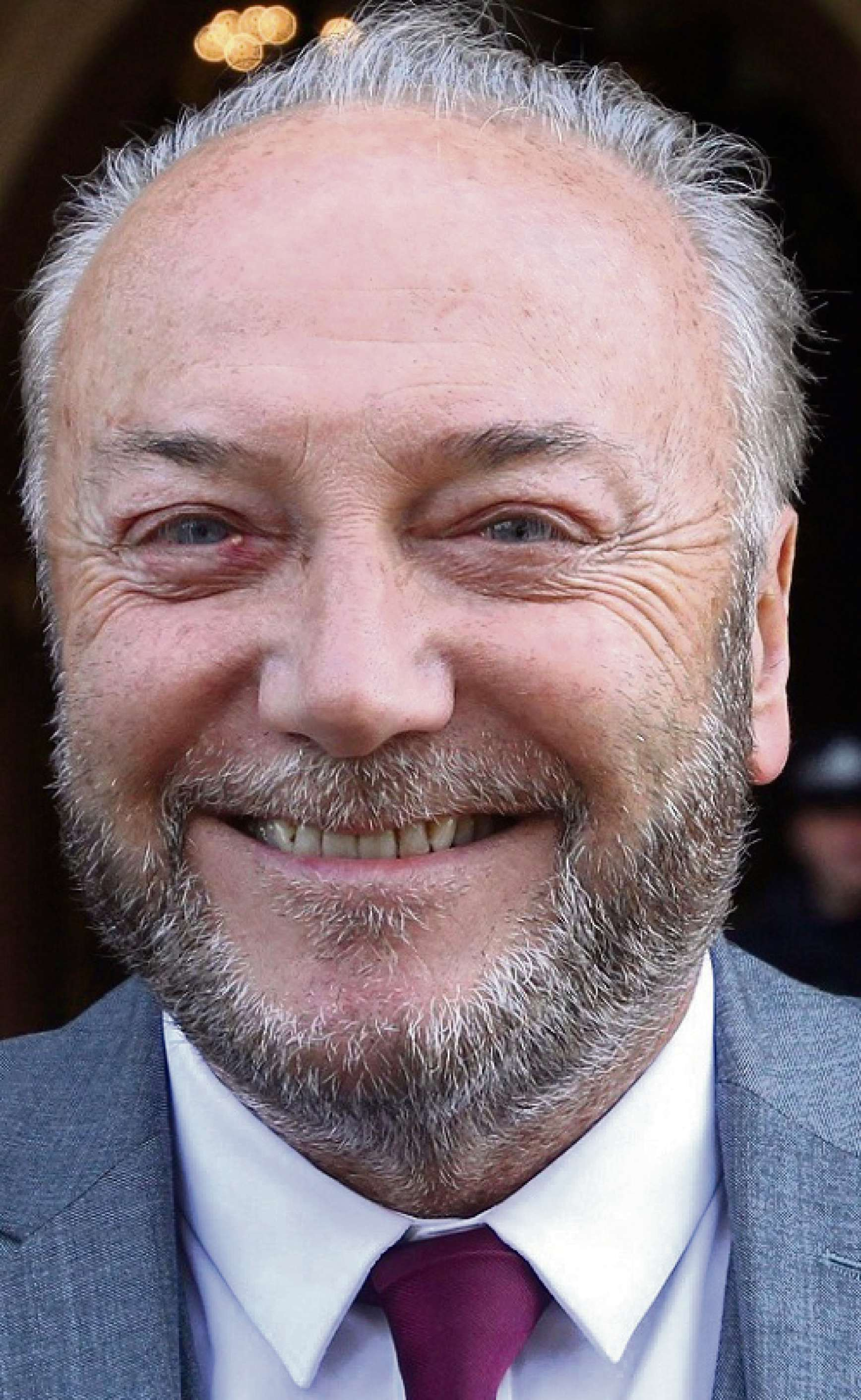 HIGH EARNER: Bradford West MP George Galloway  who is the top earner among MPs for broadcasting and journalism work