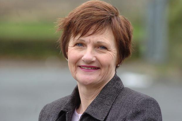 Bradford Telegraph and Argus: NO COMPLANCENCY:  Dr Barbara Hakin, chief operating officer of NHS England