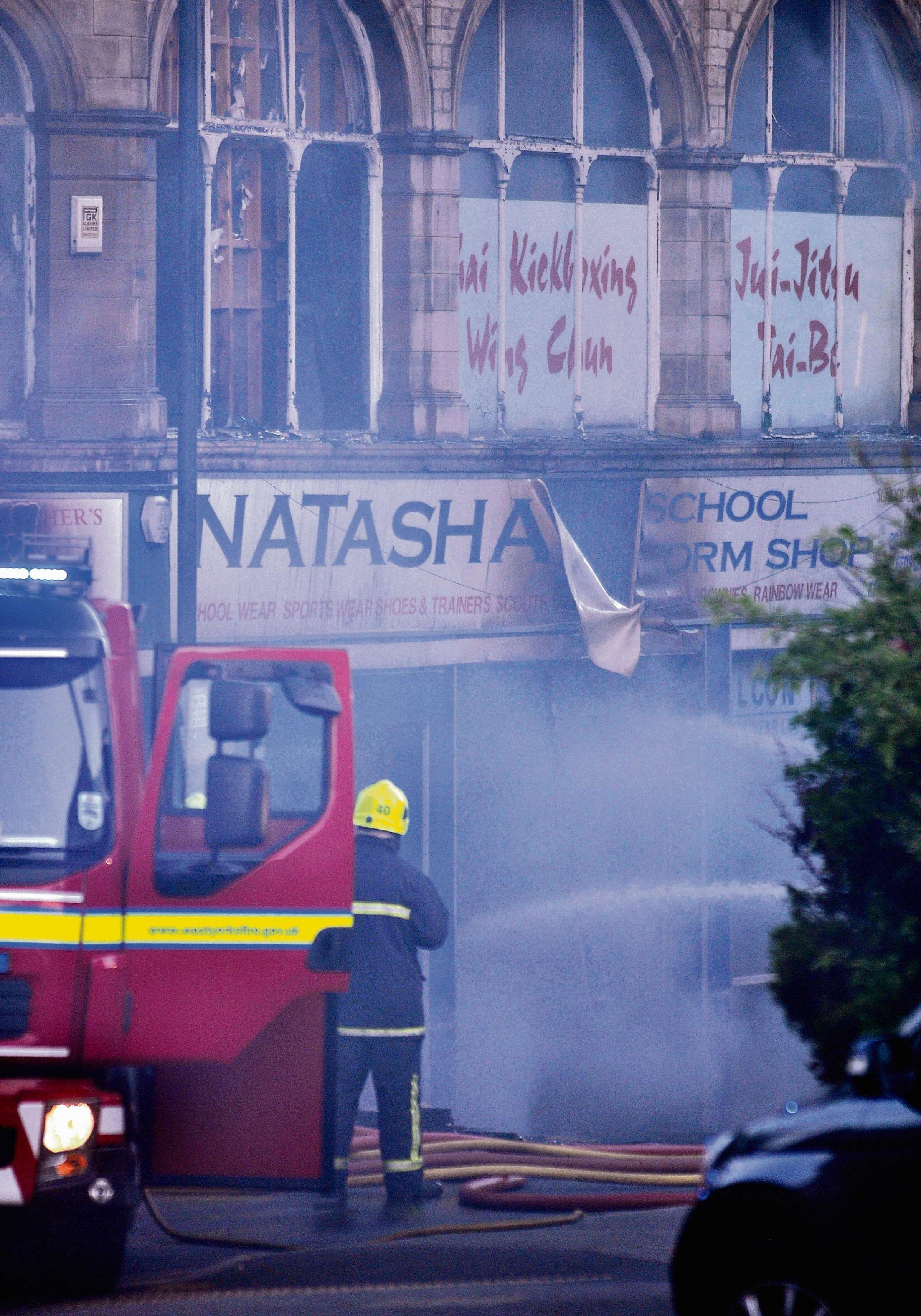 New city centre restaurant to rise from ashes of shop blaze