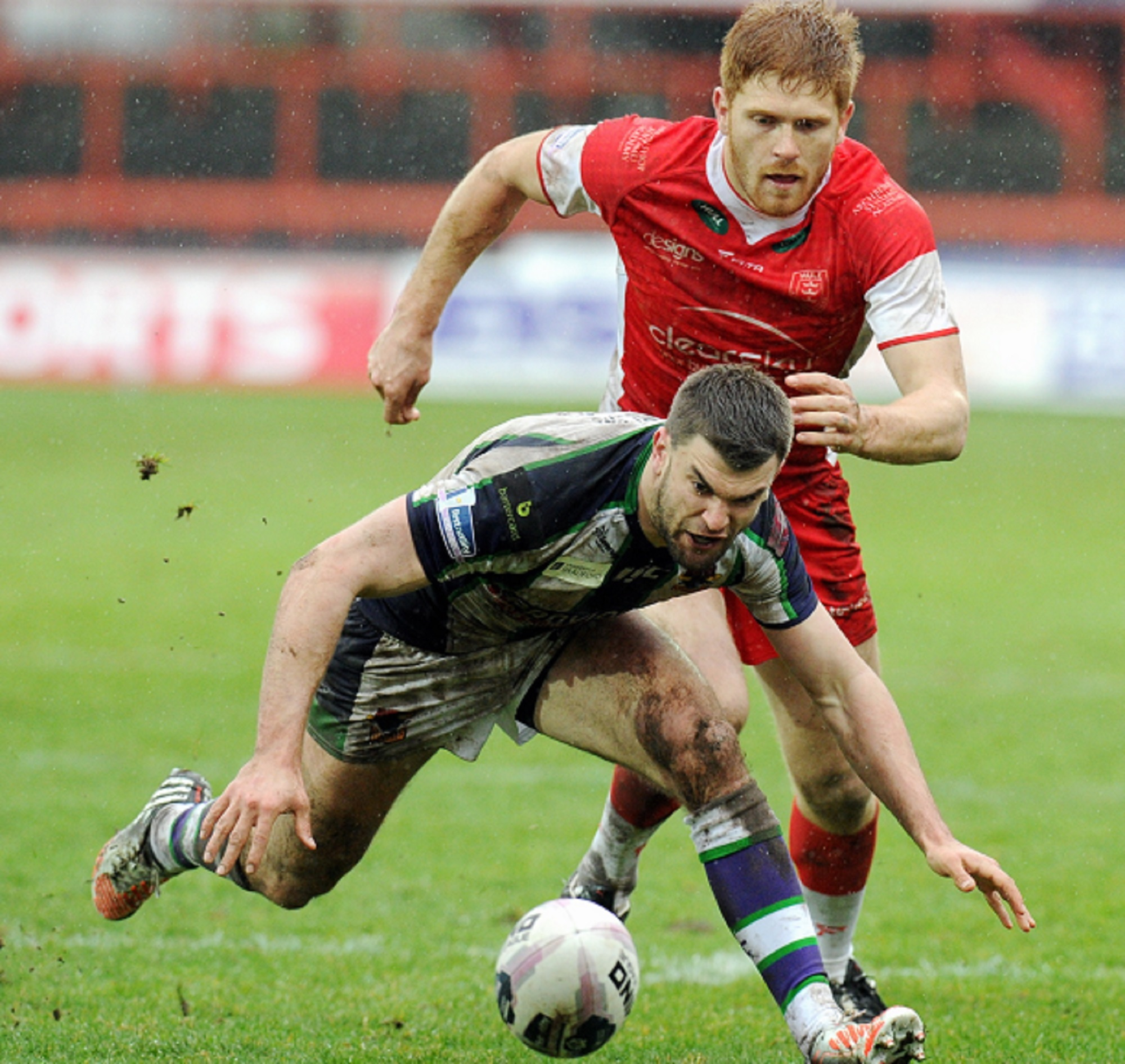 Elliot Kear is waiting for another chance to prove his worth