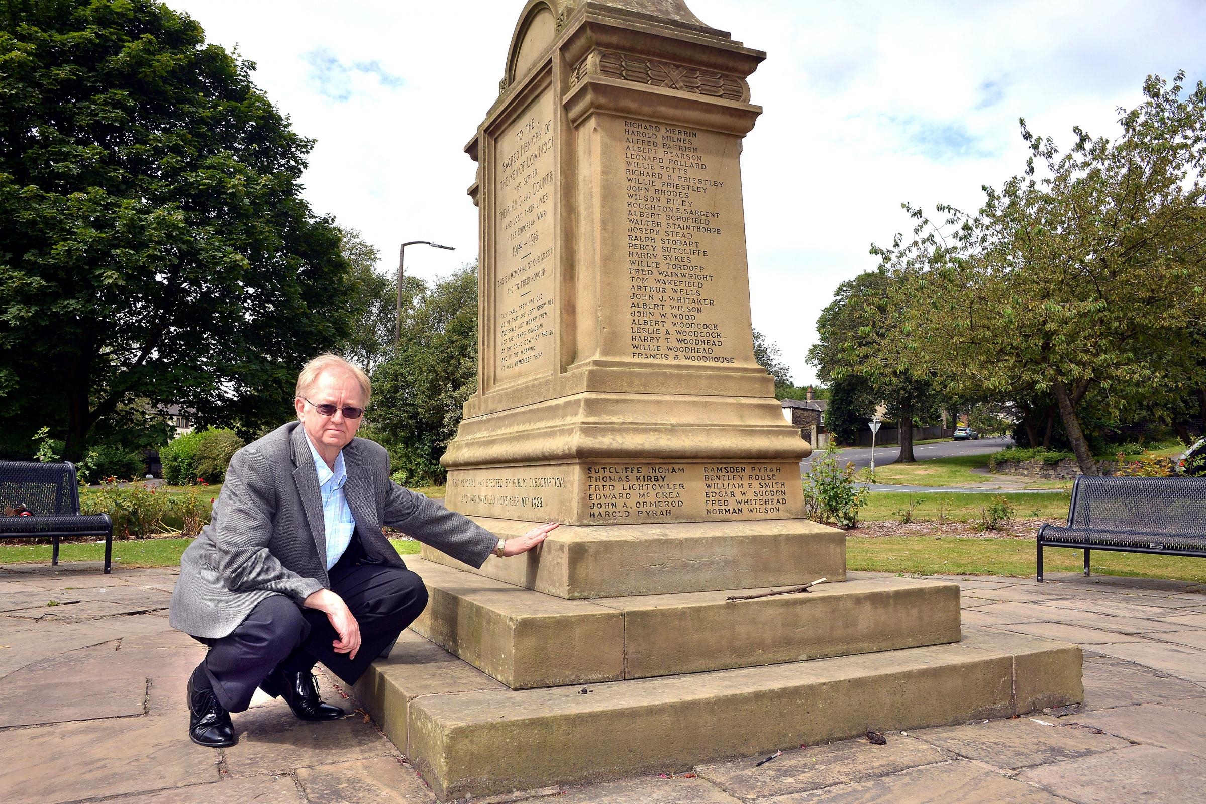VIDEO: Travellers spark more outrage at mess left at war memorial in Bradford