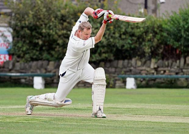 Andrew Pinfield made 99 for Jer Lane – Picture: Alex Daniel Photography