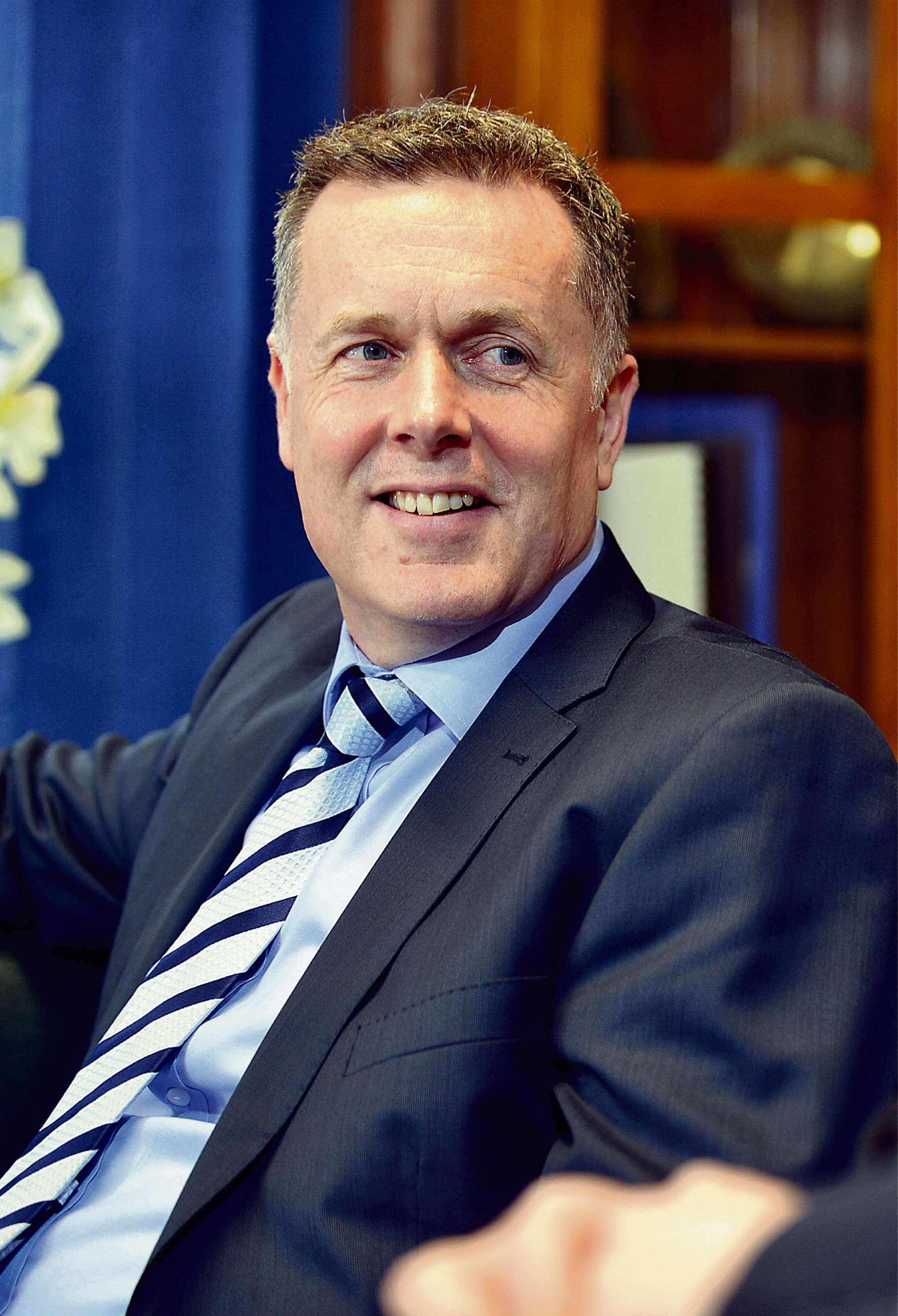 Bradford Council chief executive Tony Reeves