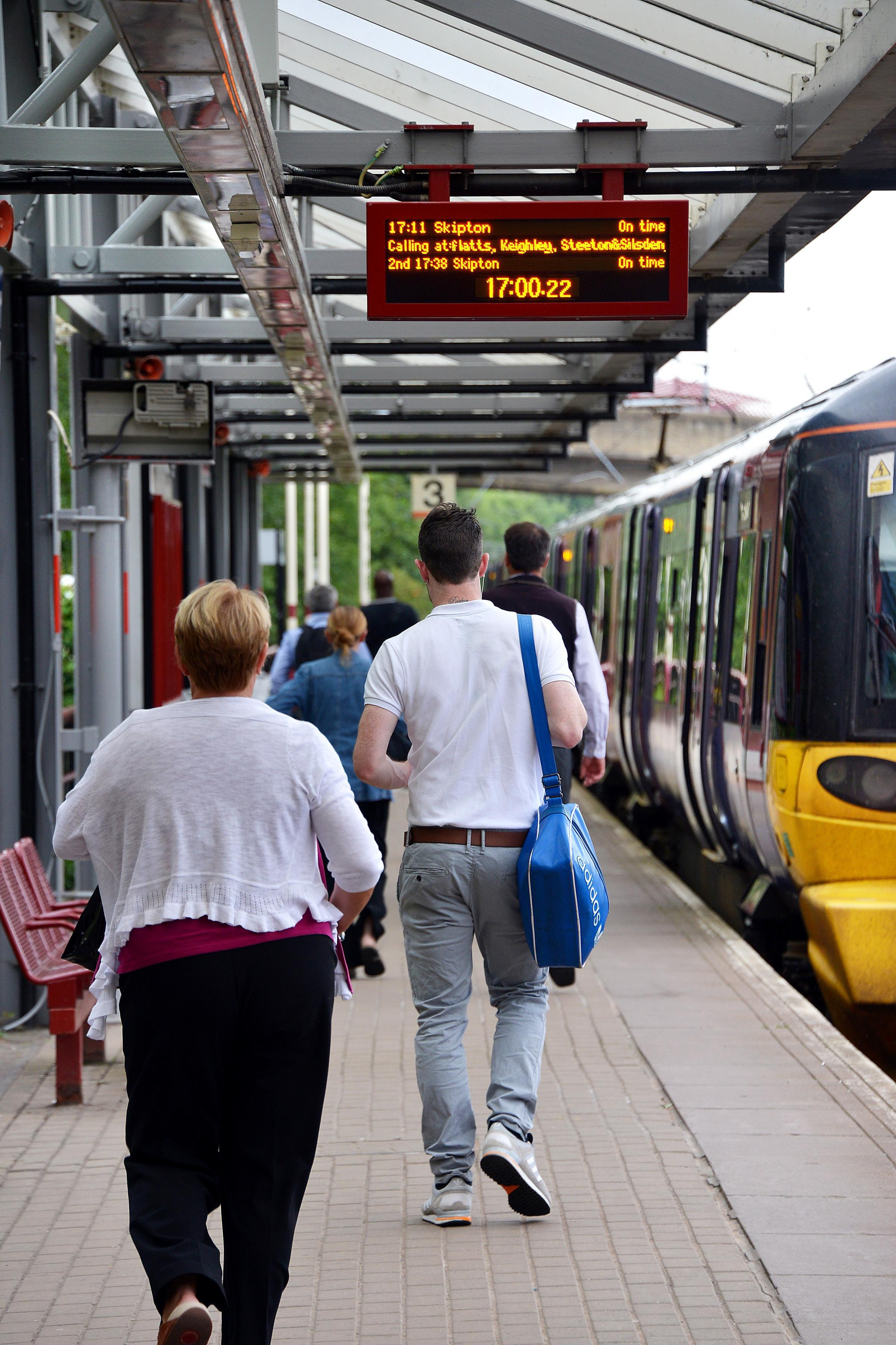 VIDEO: Commuters' anger as Government warns regional rail fares could soar to pay for improved services