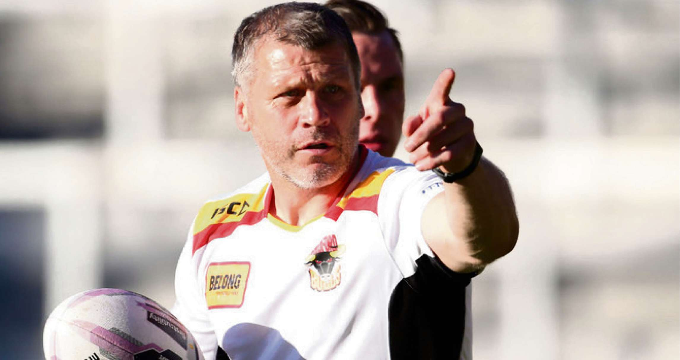 Jimmy Lowes sets sights on rebuilding job at Bradford Bulls