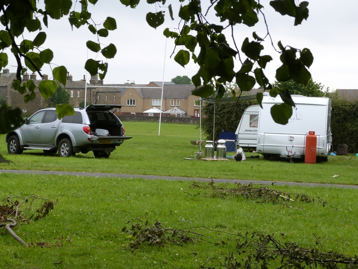 "Outrage at ""devastation"" left at school playing field vacated by travellers"