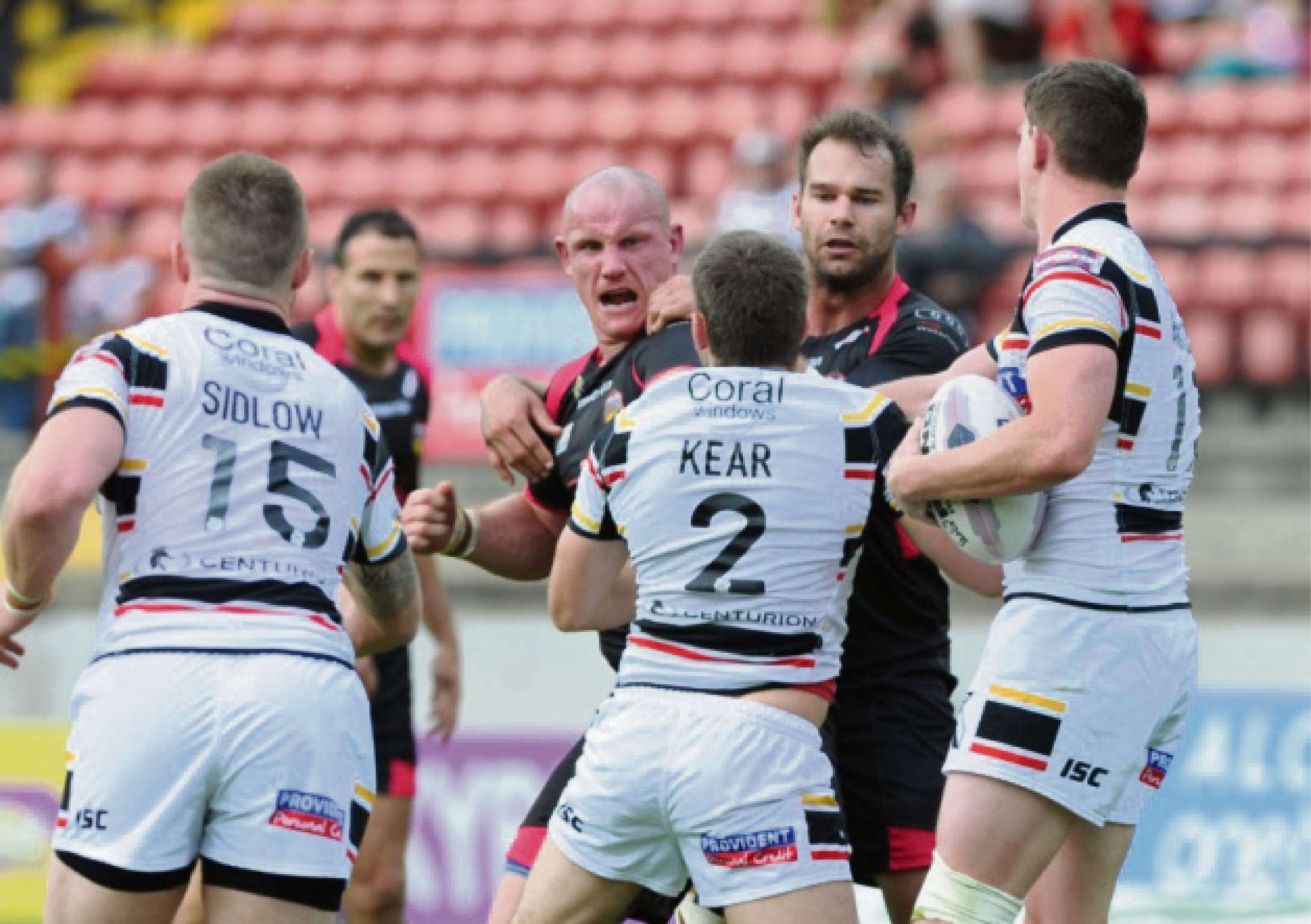 Former Bradford Bulls prop Richard Moore keeping his options open