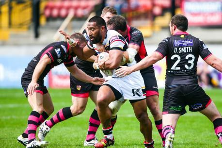 Manase Manuokafoa will join Widnes on a two-year deal from next season