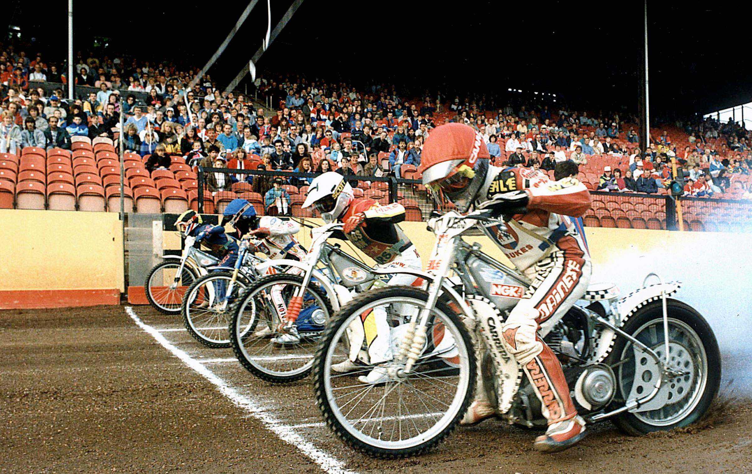 Magic moments of Bradford speedway recalled in new DVD