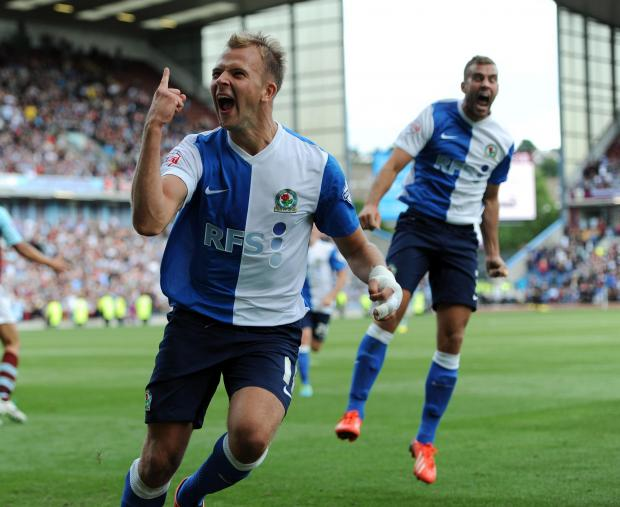Phil Parkinson has singled out goal machine Jordan Rhodes as Blackburn's main threat