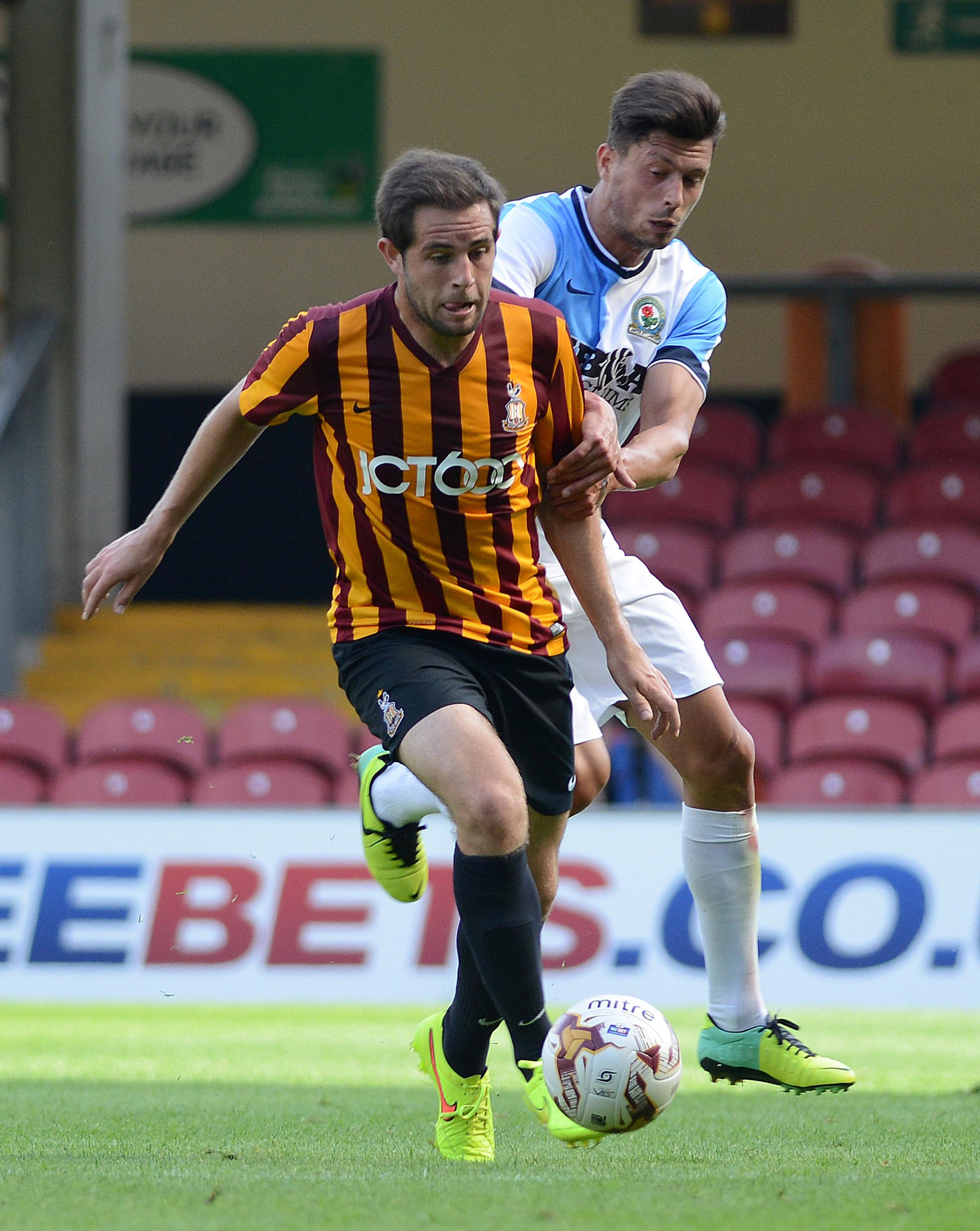 Bantams boss Phil Parkinson happy to get Ben Williams for keeps