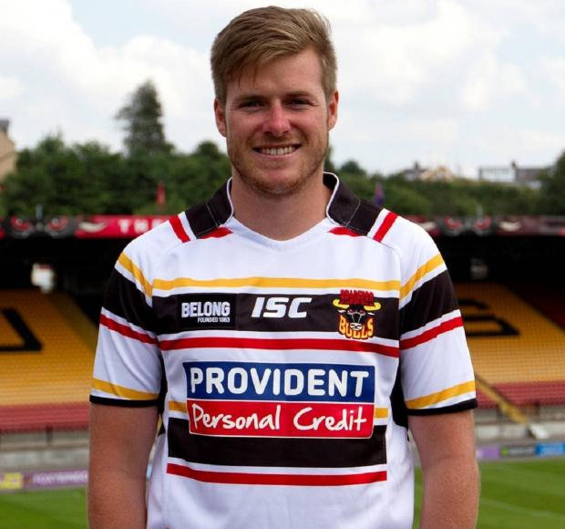 New Bulls recruit Jake Mullaney