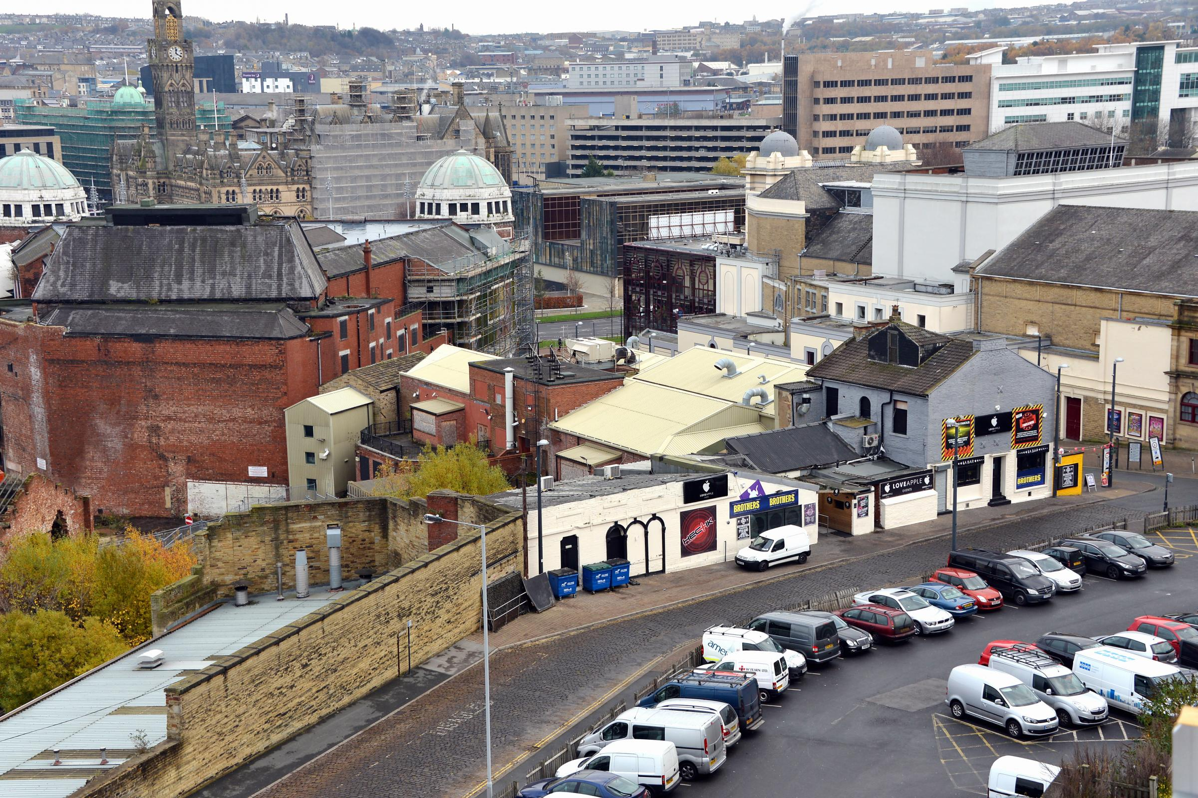 Developer hits out at Bradford city centre nightclub after planning snub