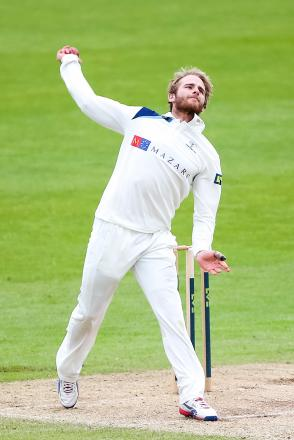 Kane Williamson is having to remodel his bowling action after tests found it to be illegal
