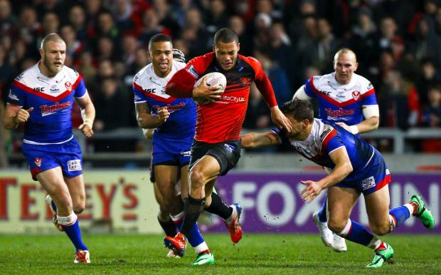 Danny Williams wants to secure a permanent switch to the Bulls from Salford