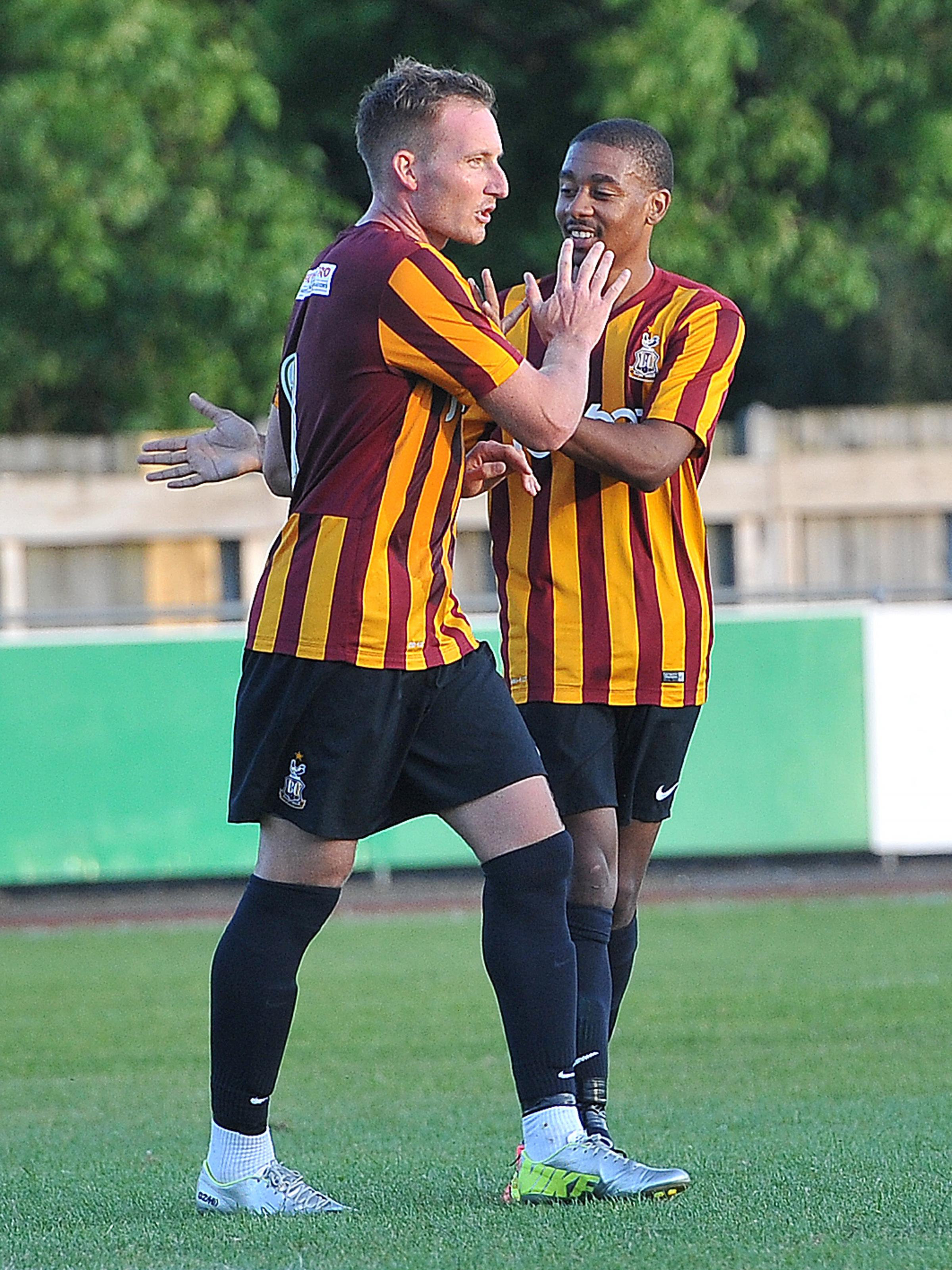Campion proves Avenue's Achilles heel as he presses Bradford City claims with hat-trick