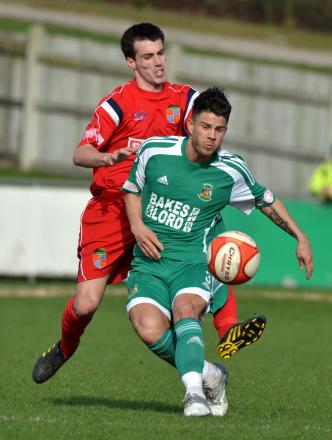 Martin Drury committed himself to Avenue this week by signing a one-year deal
