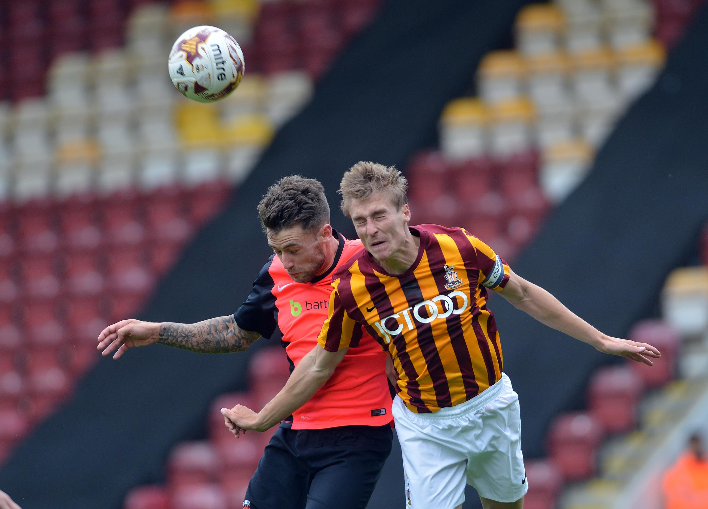 From go slow to the fast show as Parkinson rant sparks Bantams into life