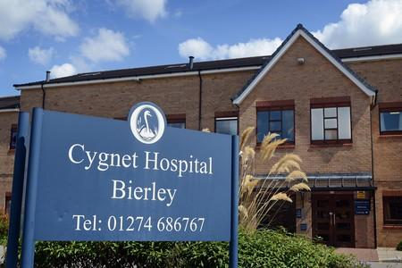 MURDER PROBE: Cygnet Hospital in Bierley, Bradford