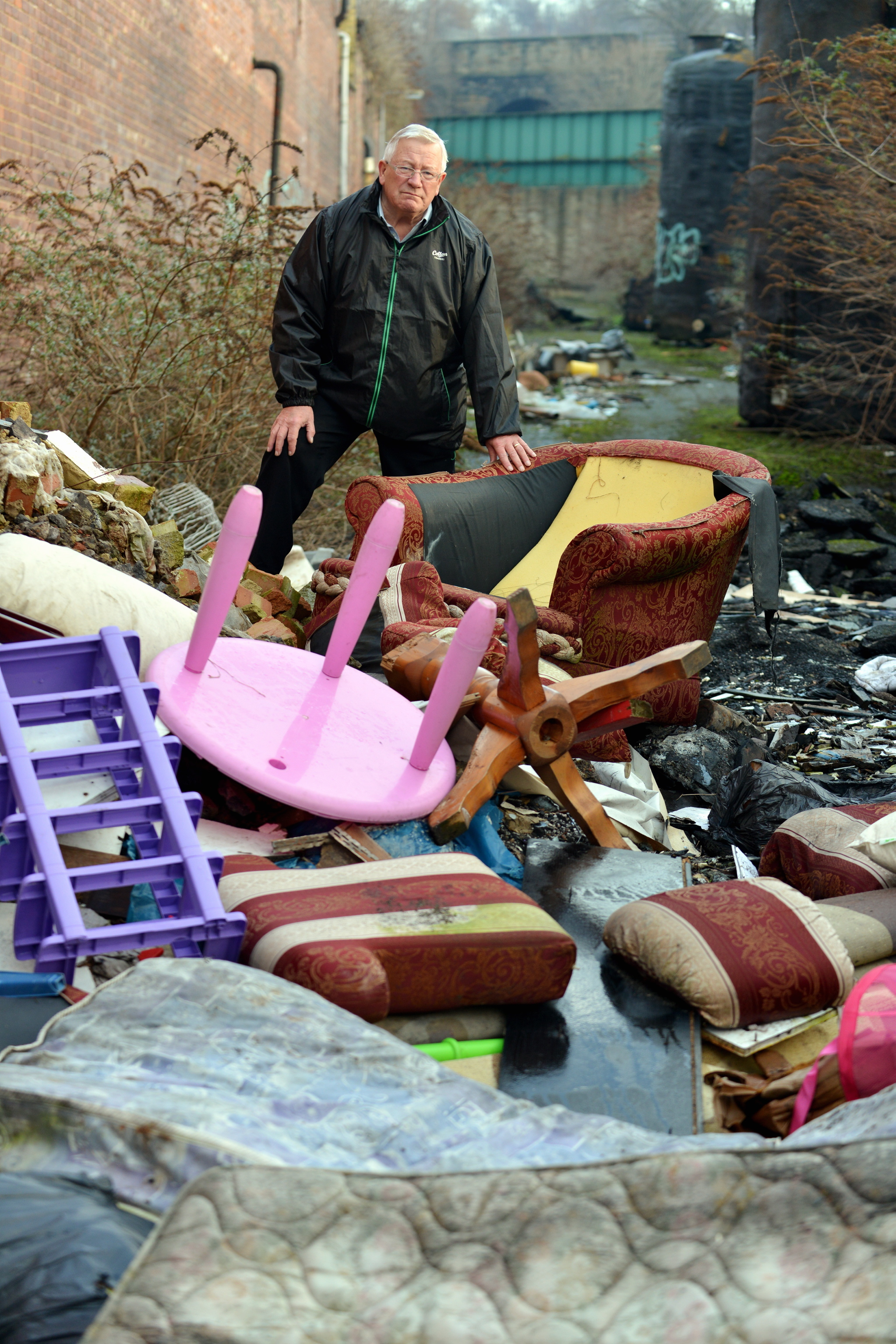VIDEO: Call for action as Bradford's flytipping hotspots are revealed