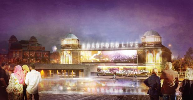 VISION: Bradford Live's plans for the iconic Odeon building