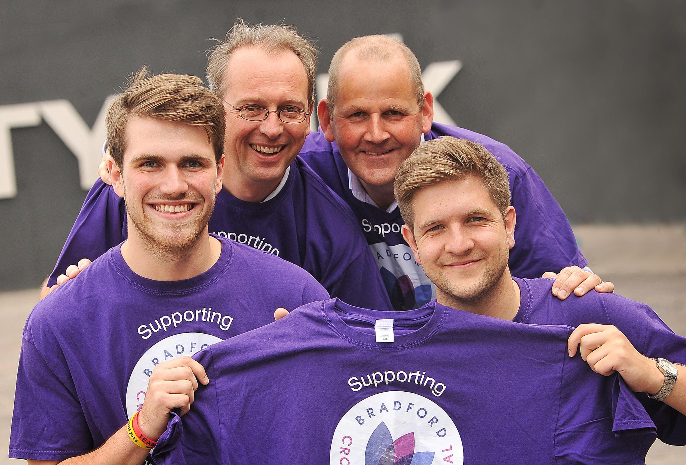 T&A Crocus Appeal announced as charity partner for Bradford City Runs