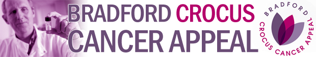 Bradford Telegraph and Argus: Crocus Cancer Appeal