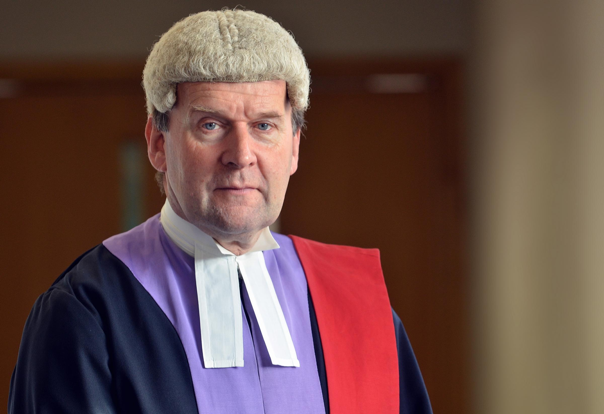Bradford MP spends a day in court with top judge to gain insight into justice system