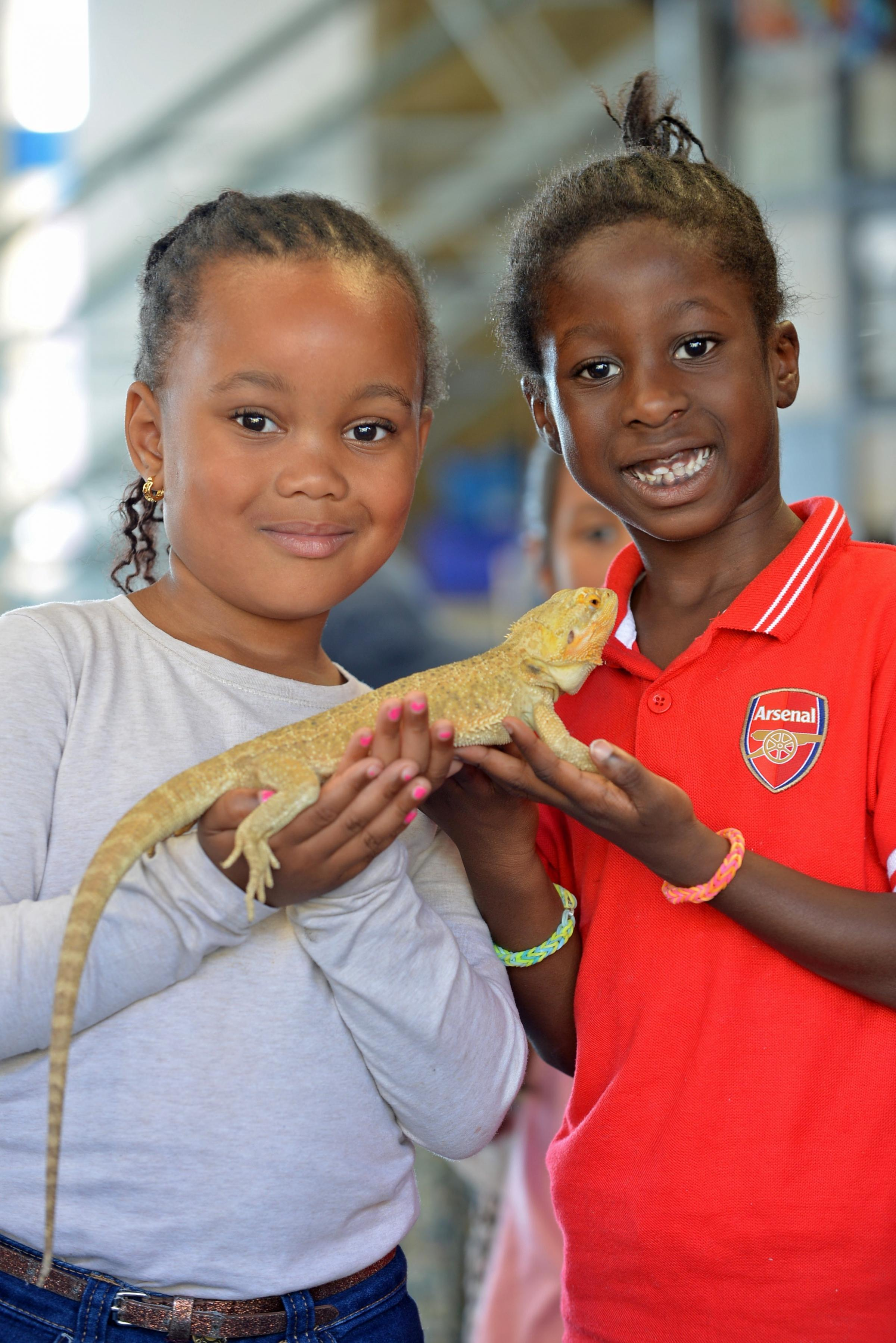 Exotic animals help pupils in big reading challenge at Bradford libraries