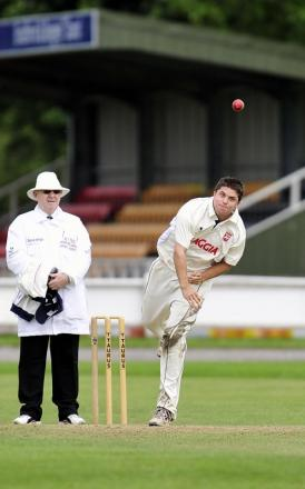 Tom Pringle had a spell with Cleckheaton