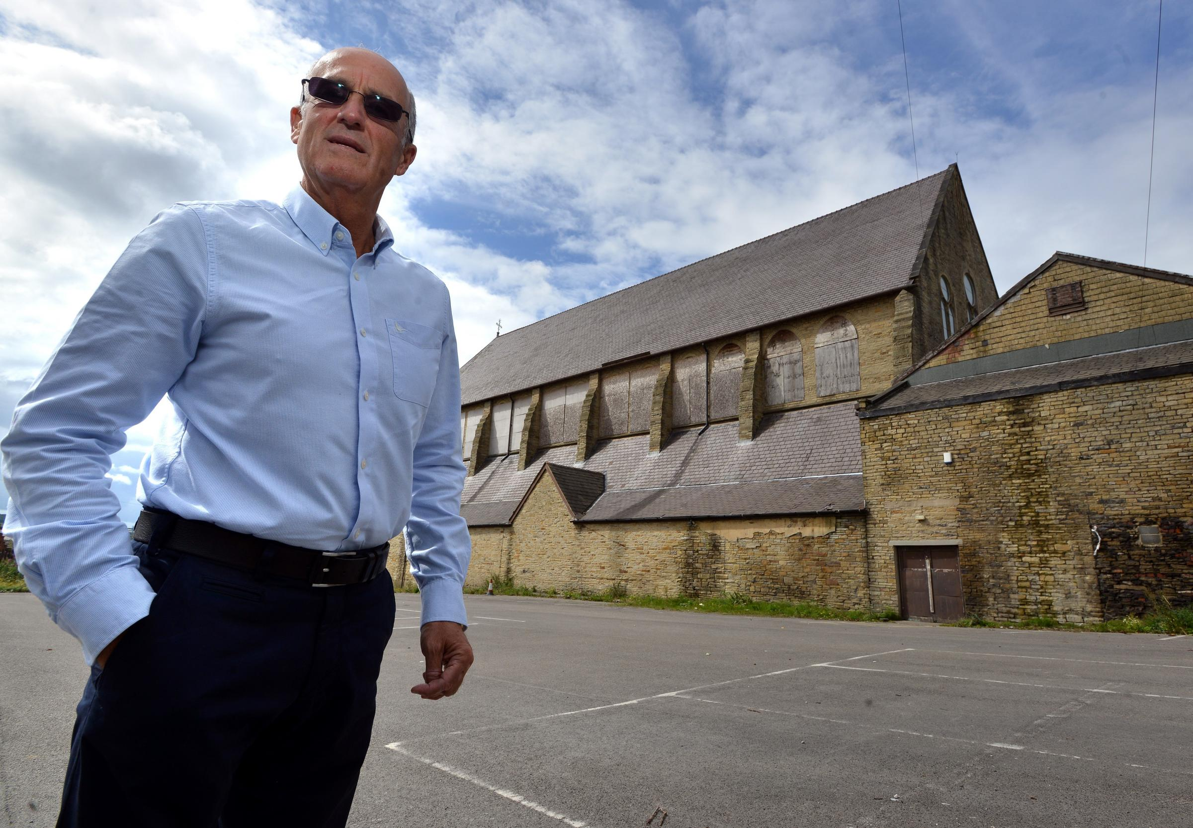 VIDEO: Sale of disused church leaves charities looking for new homes