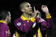 Stan Collymore celebrates scoring for City against Leeds