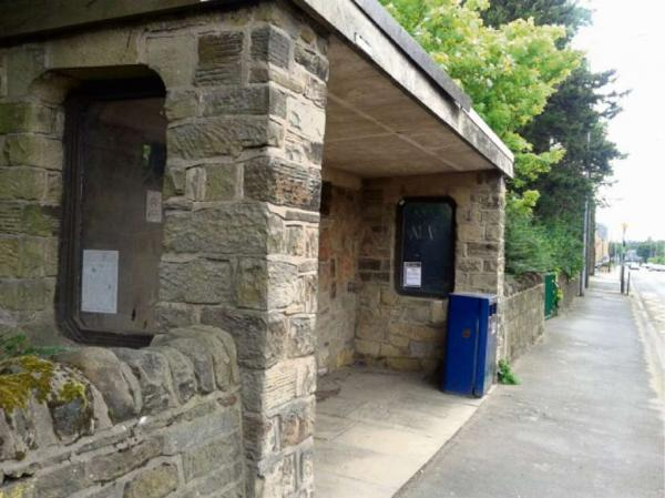 Yorkshire stone shelter saved following passengers' pleas