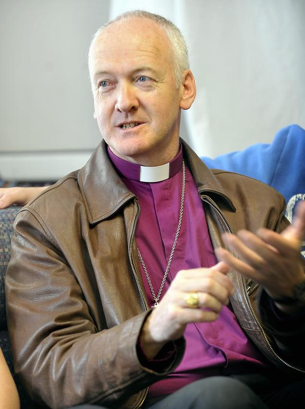SPEAKING OUT: The Right Reverend Nick Baines