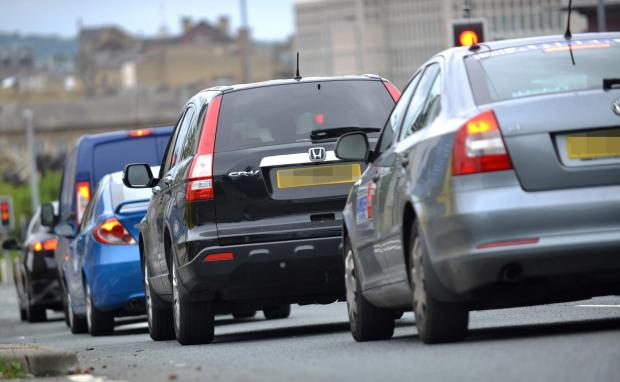 EXPENSIVE: Car insurance remains stubbornly high in Bradford