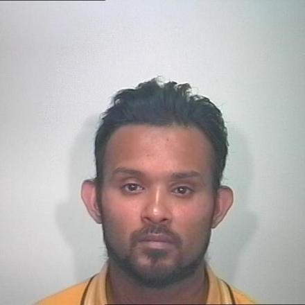 ATTACKER: Rapist Abdul Hanif, who has been jailed for 17 years