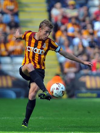SOLID START: Stephen Darby has yet to taste defeat since taking over as City captain from Gary Jones