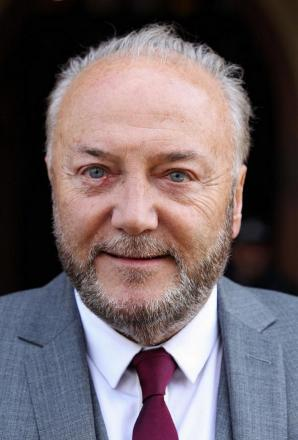ATTACKED: George Galloway