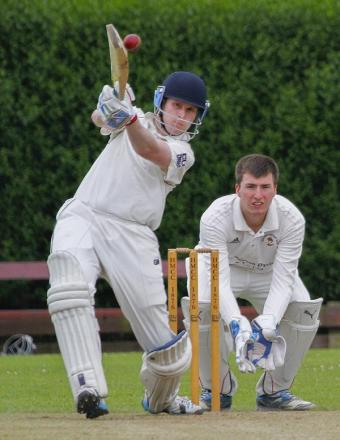 Hartshead Moor skipper Will Smith. Picture: JCT600 Bradford League