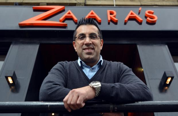 The Curry Capital battle begins for Zaara's Harry Khinda