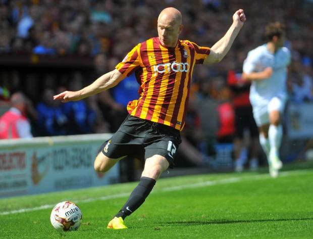 Jason Kennedy is enjoying a new lease of life after a tough first year at Valley Parade