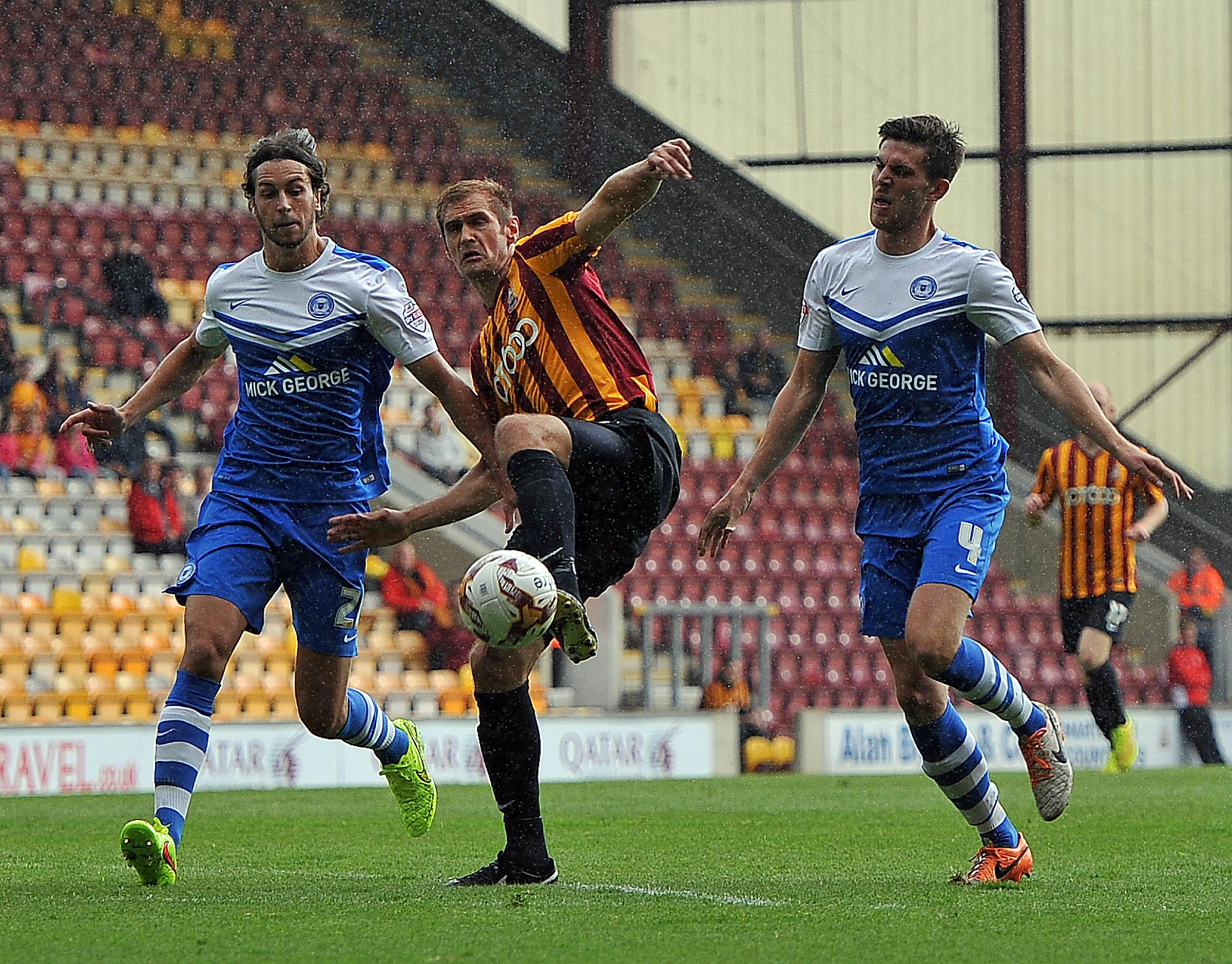 Bradford City must quickly adapt to life without Andrew Davies