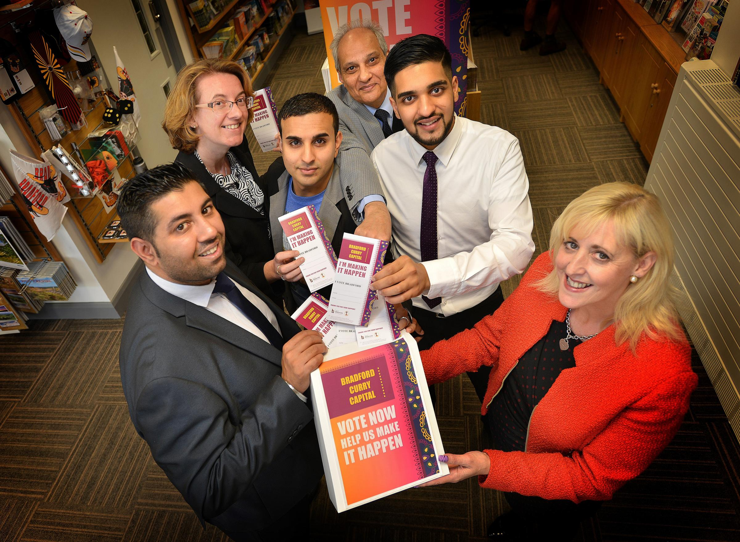 Book of diabetes-friendly recipes hoped to be novel way for Bradford to retain its Capital of Curry crown