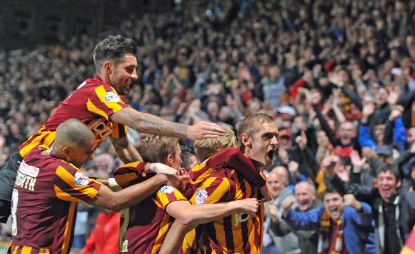 Bantams cup heroes are at it again as Parkinson's class of 2014 create more history