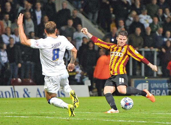Bradford City head boy Hanson and Billy Whizz stun Leeds