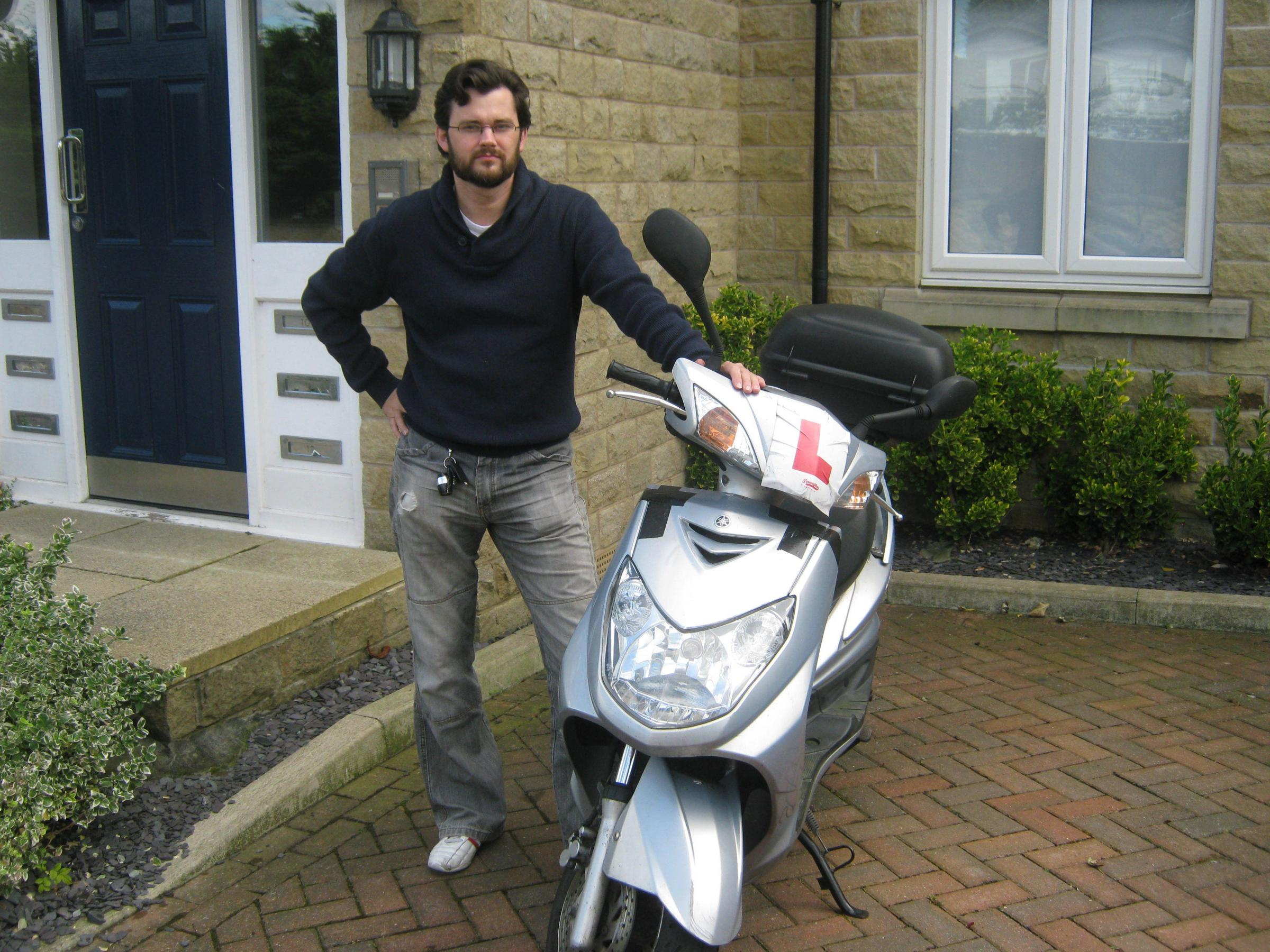 'I'm a victim twice' says owner of stolen scooter slapped with recovery fee